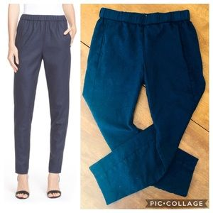 Theory Thorene Wool Trousers